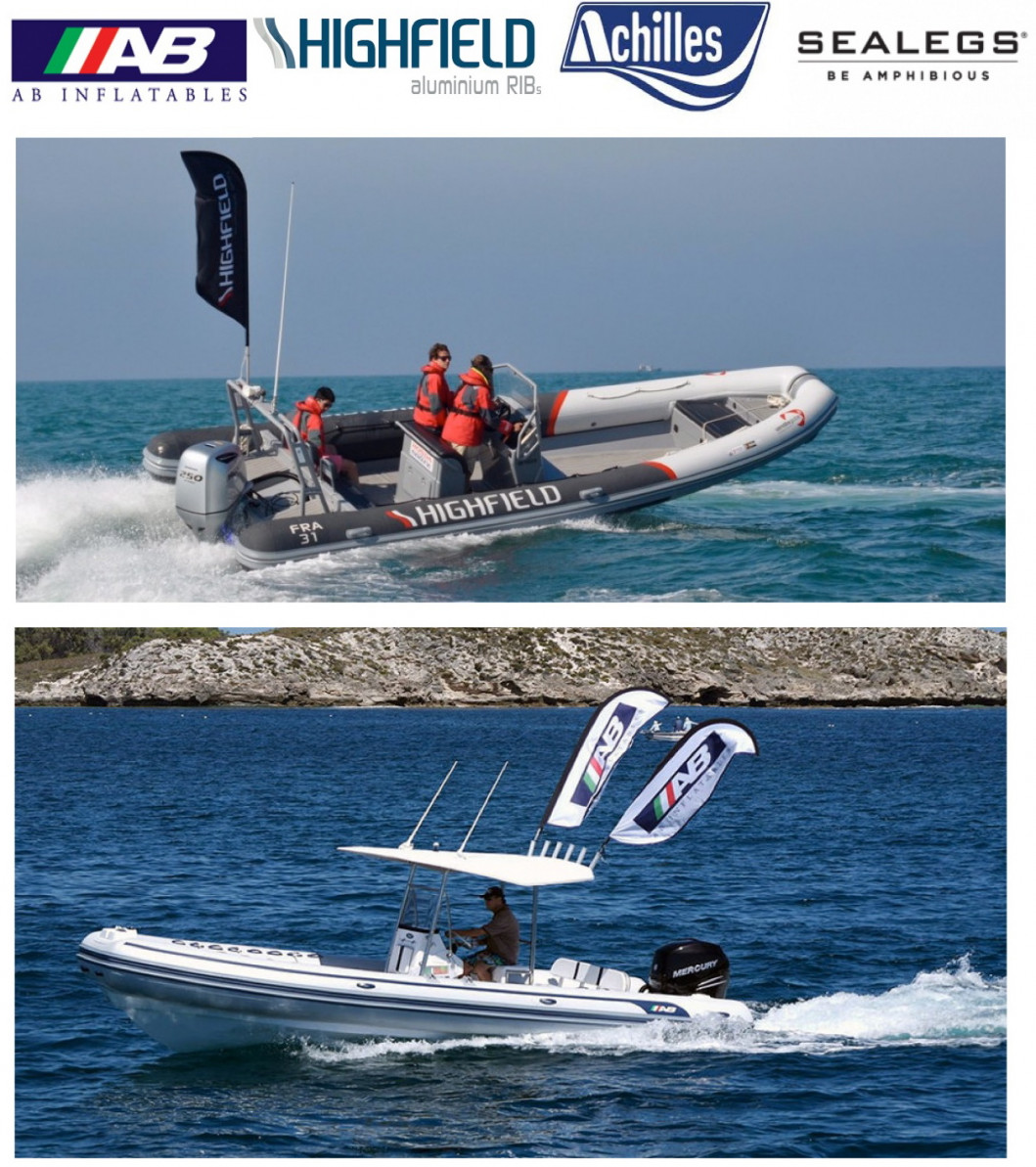 Inflatable Boats » Covey Island Boatworks